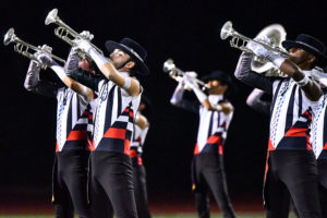 Hawthorne Caballeros Drum and Bugle Corps