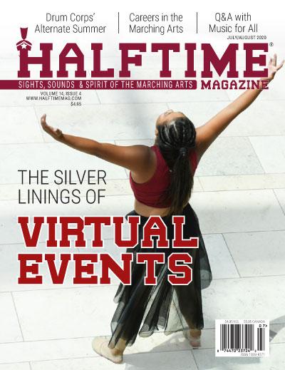 Haltime Magazine - July/Aug