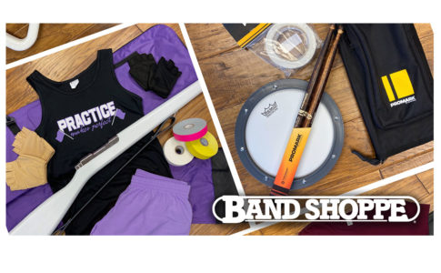 Tips, Routines, and Equipment from Band Shoppe