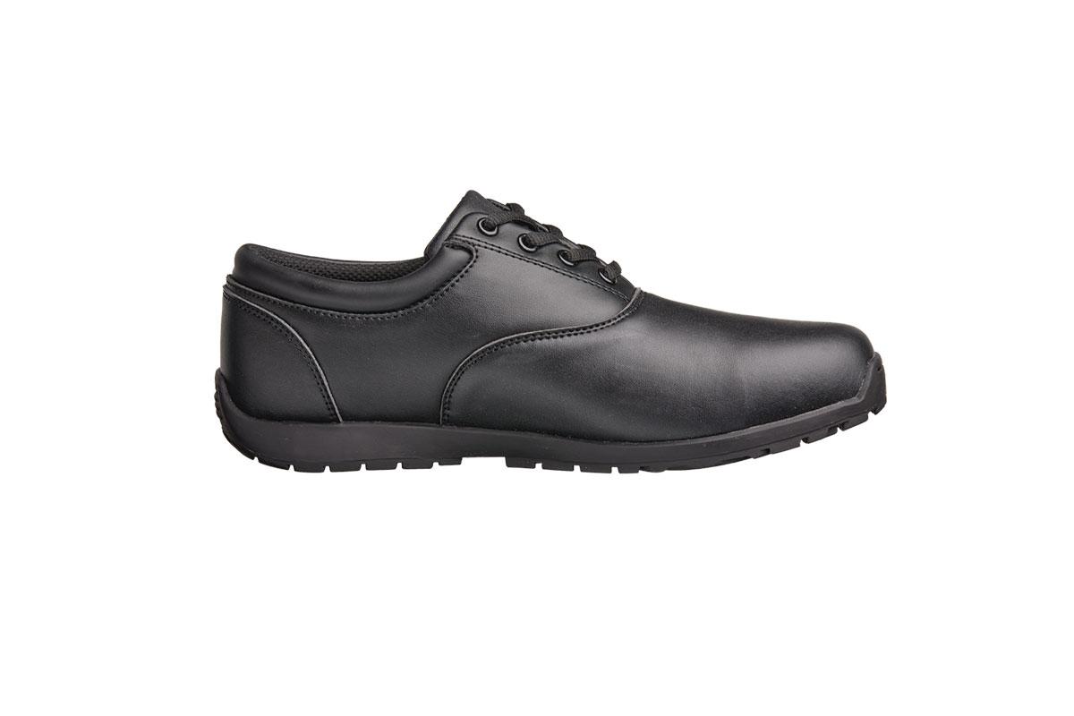 Learn about the Demoulin fanfare marching shoe.