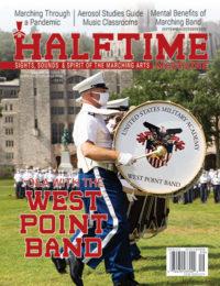 Halftime Magazine cover September / October 2020