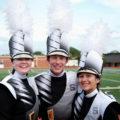 A photo of Stillwater (Oklahoma) High School band.