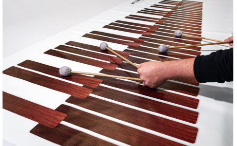 Learn about McCormick's percussion practice mats.