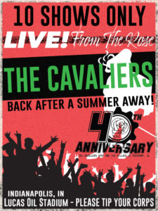 The Cavaliers Live from the Rose.