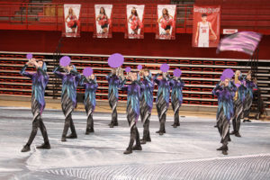 Daviess County Indoor Winds and Guard.